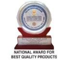 Kich is the first and only Indian company to win National Award for Best Quality in premium architectural products category. His Excellency, The Former President of India, Dr. A. P. J. Abdul Kalam honored Kich with this prestigious award.