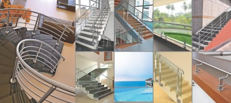 Handrail & Balustrade System