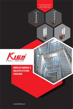 Modular Handrail and Baluster System Catalog